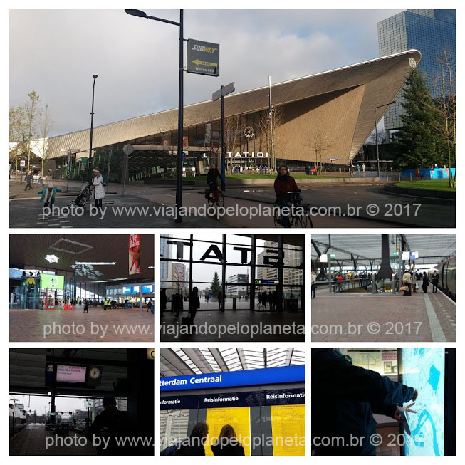 Rotterdam Centraal Station ps