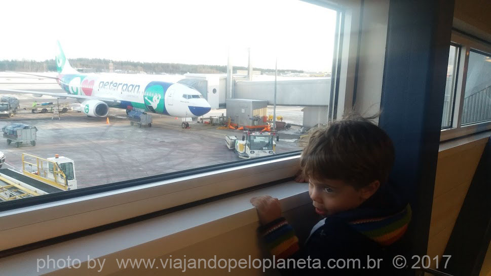 Transavia Peter Pan ps