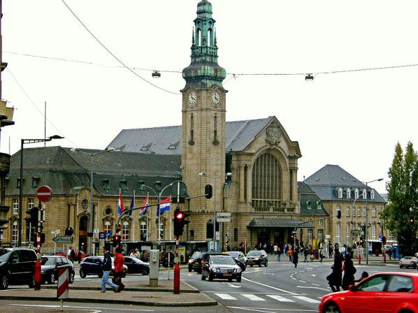 Estação de Luxemburgo