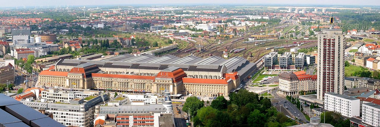 Leipzig Estação Central
