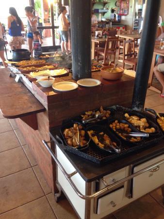 Restaurante Nossa Chácara 1