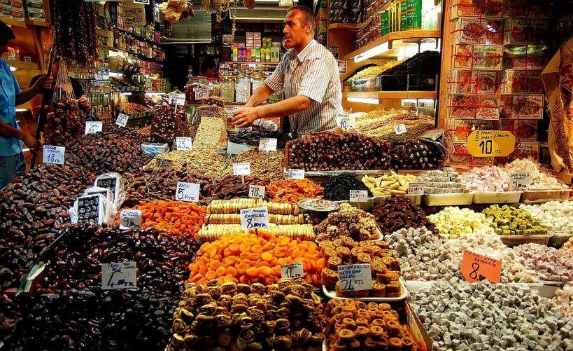 Bazar Especiarias 1
