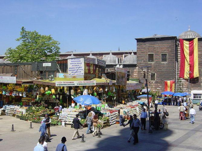 Bazar Especiarias 2